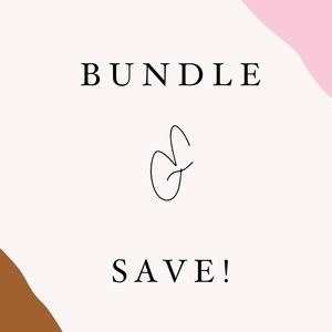 Other - 🛍 Bundle Discount 🛍